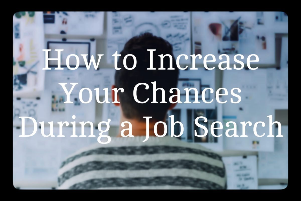 Increase Chances For Job Search